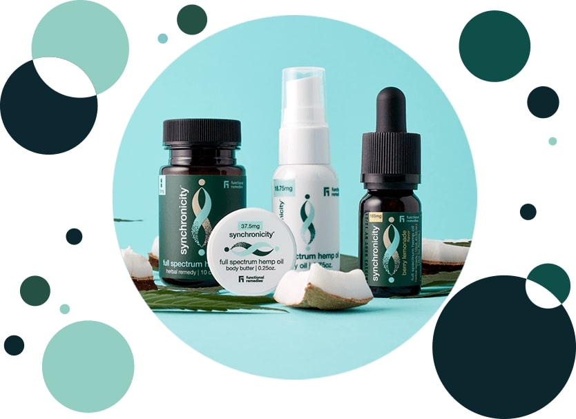 Synchronicity CBD Oil Products