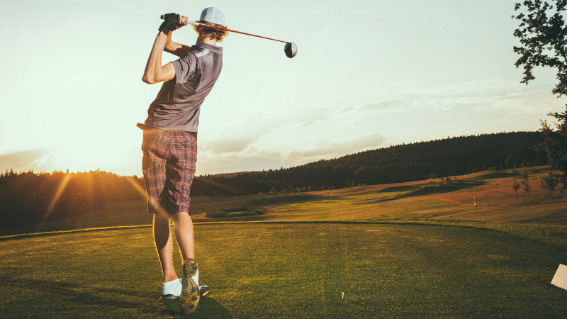 Golf enthusiasts enjoy the game enough to play through any pain associated. But is there a product that can reduce the discomfort you feel in your swing or bending over to putt?