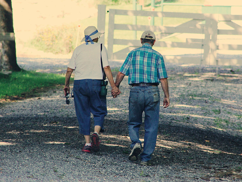 Old Age doesn't have to mean the adventures end. You just might have to be more creative about getting yourself going.