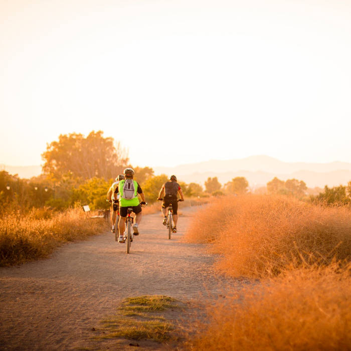 Taking even just a casual bike ride on your local trails can be a rewarding experience, outside of the exercise. Take a bit of CBD hemp oil from Synchronicity Hemp Oil's Full Spectrum line of products, and you might just have a new experience.