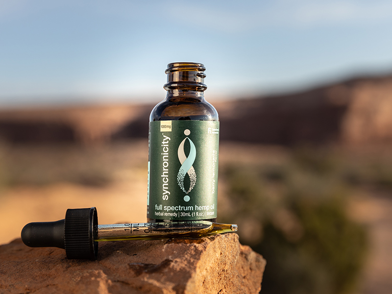 Synchronicity has set their own code of ethics when it comes to hemp oil purity