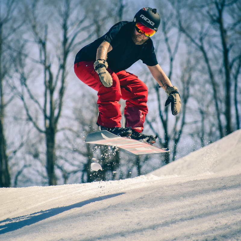 Anyone doing extreme sports, snow sports, or even a lot of competitive sports and competition, your joints almost always are playing one crucial role. They're helping absorb the impact of a landing, or helping to propel you faster towards the guy with the ball. Take care of your joints, and they'll take care of you.