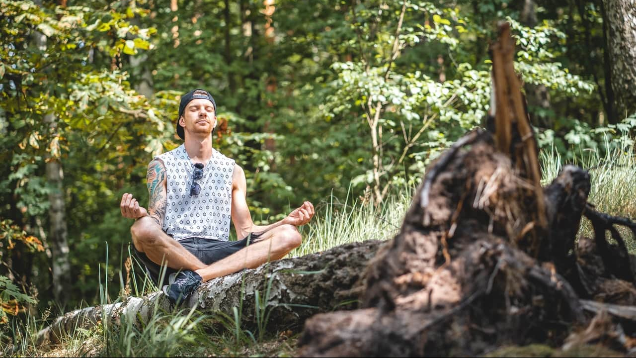 CBD for meditation is widely spoken about. Find the right CBD for meditation at Synchronicity Hemp Oil