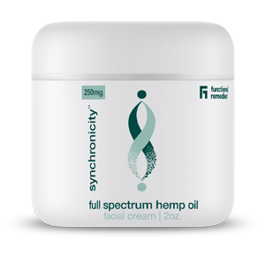 Full-Spectrum Hemp Oil Face Cream 250mg – Synchronicity