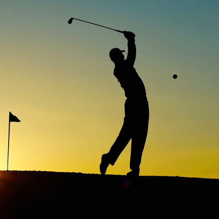 A golfer will tell you that even though there's no running or tackling involved in Golf, there's still finesse, and a physical price to pay. Muscles require a lot of conditioning to do what we do