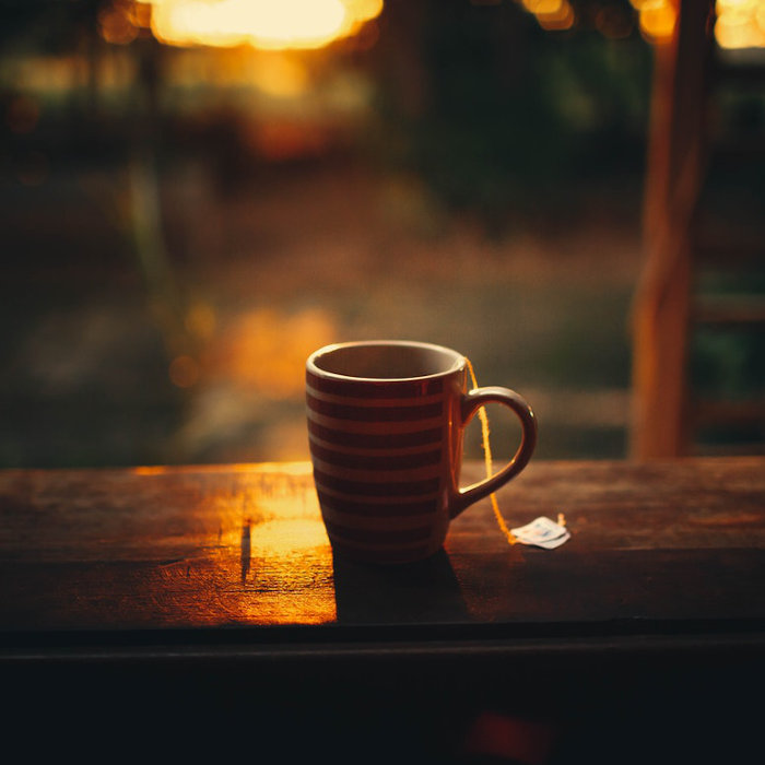 A cup of coffee is a relaxing thing to many. That might be a bit paradoxical, as caffeine is a stimulant. Nonetheless, people have a cup of joe and a breather all over the states every day.