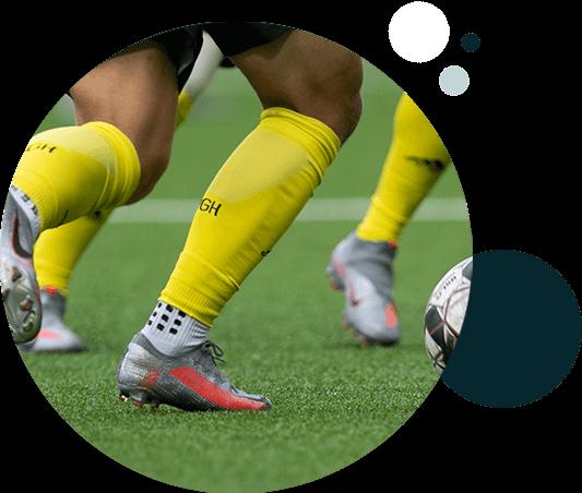 The United Soccer League Sponsor Synchronicity Hemp Oil