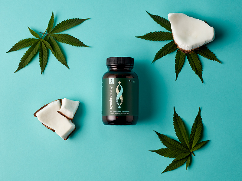 The best hemp plants make the best hemp products. Not science, just logic. Synchronicity has spent countless resources developing and perfecting their hemp processes from field to final product.